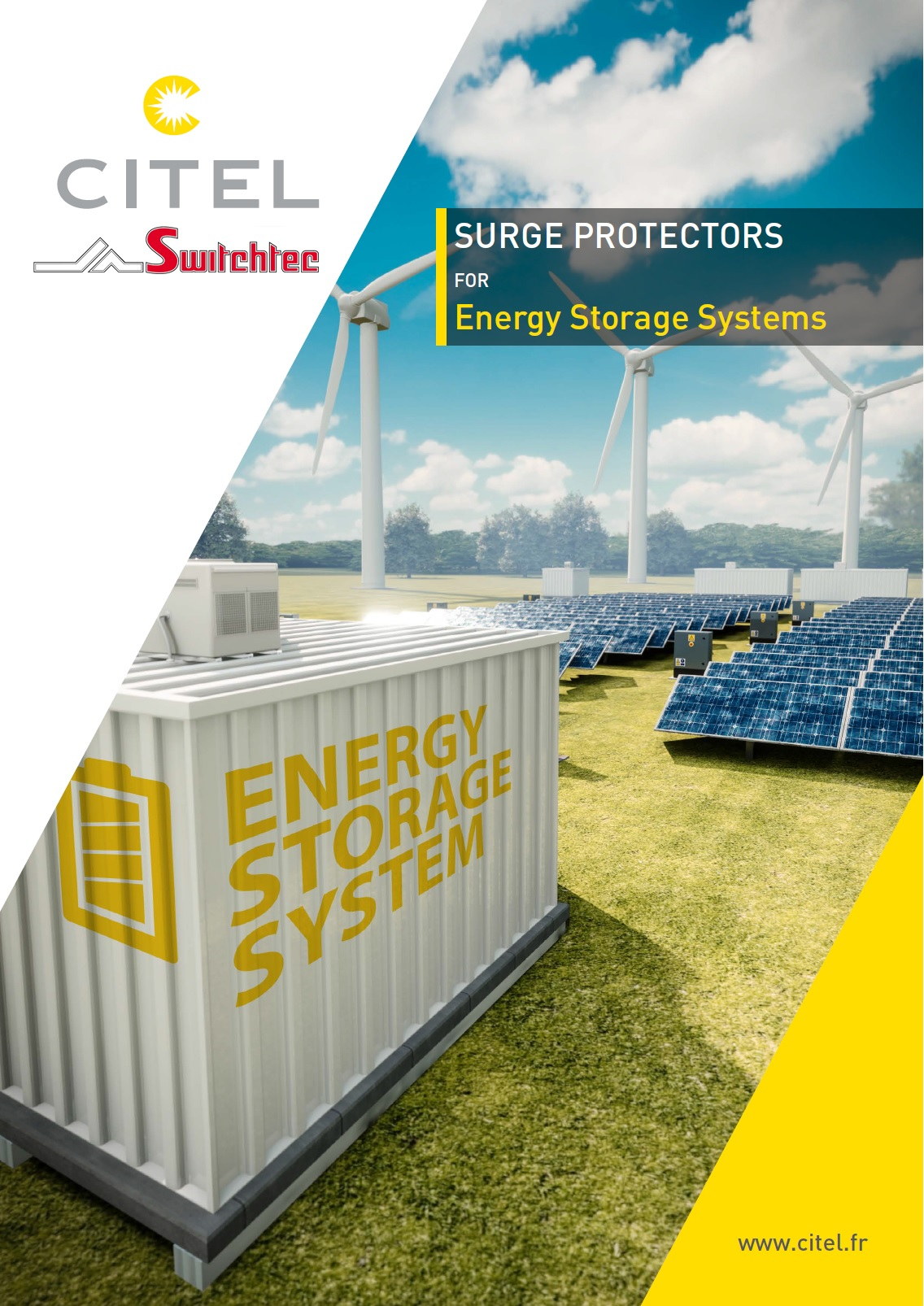 Surge Protectors for Energy Storage Systems