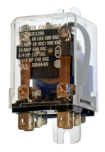 DPDT 35A POWER RELAY 120VAC