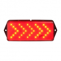 T4 LED RED V24DAC PART OF THE FOUR RANGE