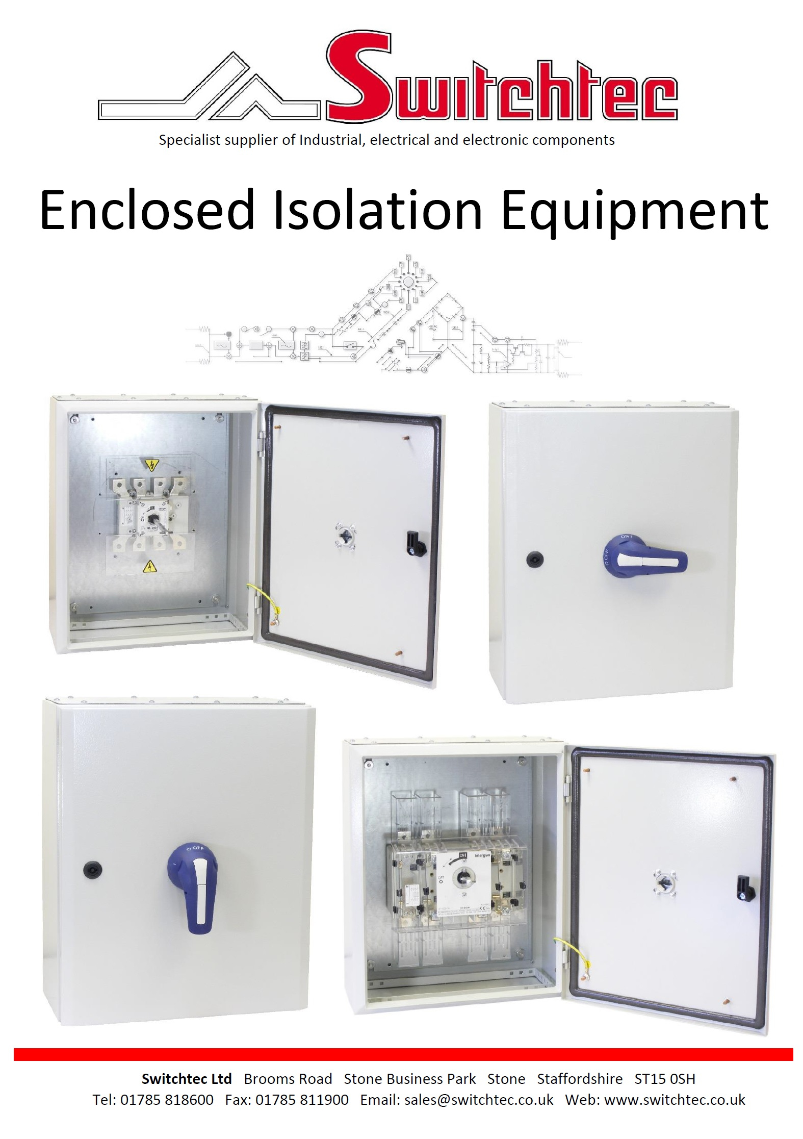 Enclosed Isolation Brochure