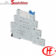 HONGFA RELAY INTERFACE MODULE 1CO 24VAC/DC