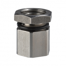 1/2 ADAPTOR NPT FOR POLE MOUNT PART OF THE TLINE RANGE
