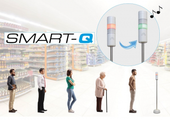 SIRENA SMART-Q LIGHT TOWER QUEUE MANAGEMENT SYSTEM
