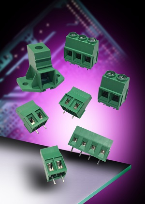 Euroclamp High Power PCB Terminals