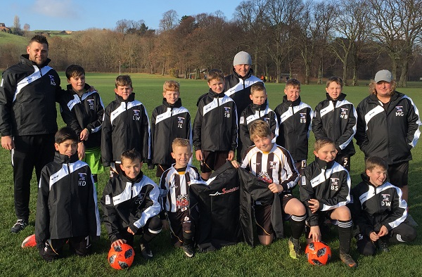 Uttoxeter Juniors U12