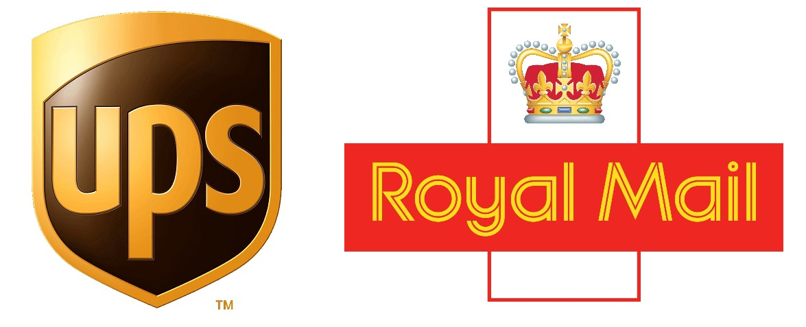 UPS & Royal Mail