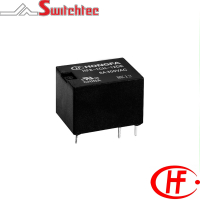 HF8 Series - 1 Pole Normally Open/Changeover Relay 2-6 Amp