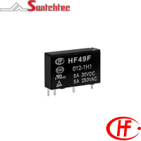 HF49F/FA Series - 1 Pole Normally Open 5 Amp