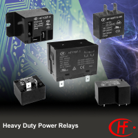 Heavy Duty Power Relays