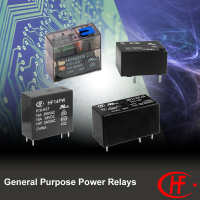 General Purpose Power Relays