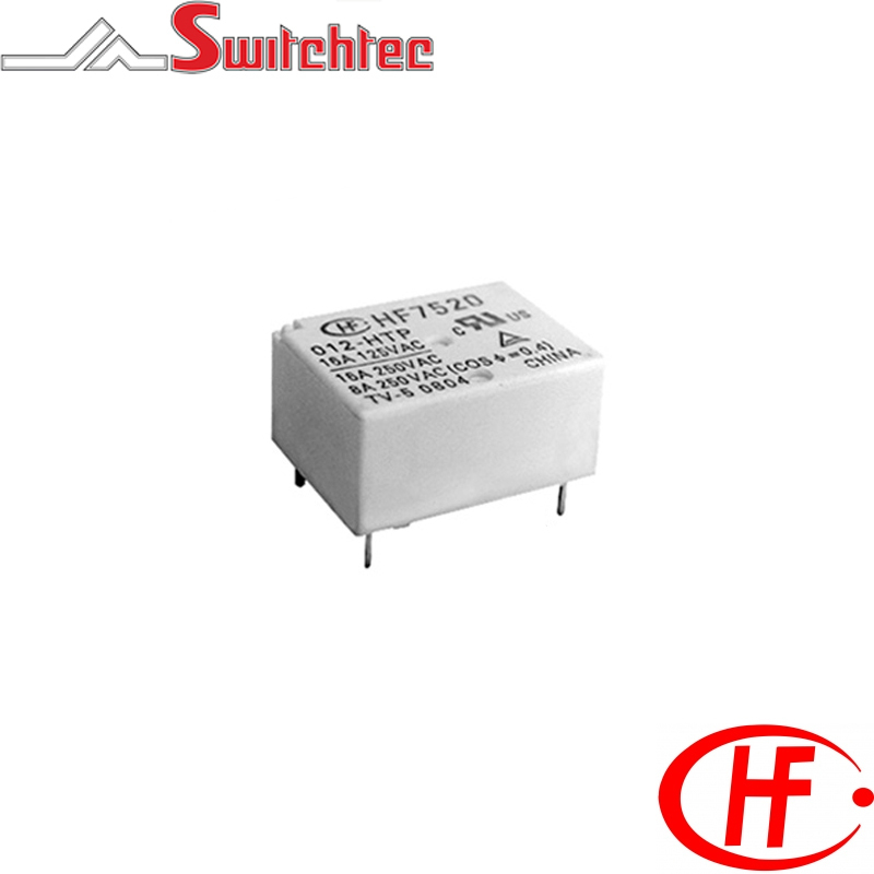 10 Amp 1 Pole Normally Open Relay (Standard) - Switchtec Ltd