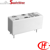 HF118F Series - 1 & 2 Pole Relay 5-10 Amp
