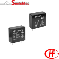 HF14 - F/W/0FF Series 1 & 2 Pole Relay 10-20 Amp