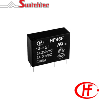 HF46F Series - 1 Pole Relay 5 Amp