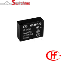 HF46F-G Series - 1 Pole Relay 10 Amp