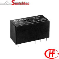 HF115F Series - 1 & 2 Pole Relay 5-16 Amp