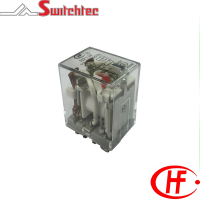 HF13F Series - 1 & 2 Pole Relay 10-15 Amp