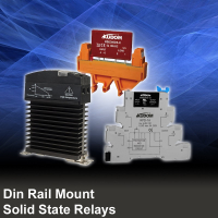 i-Autoc Din Rail Mount Solid State Relays