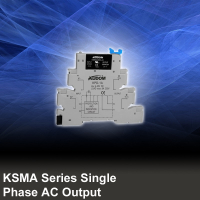 KSMA Series Single Phase AC Output