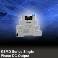 KSMD Series Single Phase DC Output