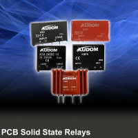i-Autoc PCB Solid State Relays
