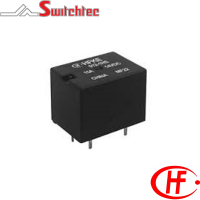 HFKE Series - 1 Pole Chnageover/Normally Open Relay 800mW 20 Amp
