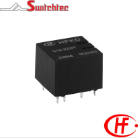 HFKD Series - 1 & 2 Pole Changeover Relay 560mW & 810mW 20 Amp