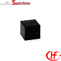 HFKDV Series - 2 Pole Changeover Relay 560mW & 810mW 20 Amp