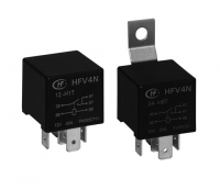 HFV4N Series - 1 Pole Normally Open Relay 160mW-190mW 40 Amp