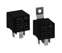 HFV4 Series - 1 Pole Changeover/Normally Open Relay 160mW-190mW 40 Amp