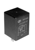 HF3501A Series - Flasher Relay 2x21W + 5W 27VDC