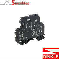 Dinkle Signal Opto Relays up to 500mA Switchting