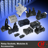 Relay Sockets Modules & Accessories