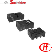 10FF Series - 8 & 11 Pin Relay Sockets