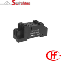 13FF Series - 8 Pin Relay Socket