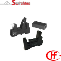 14FF Series - 5 & 8 Pin Relay Socket