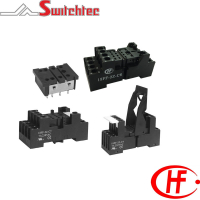 18FF Series - 8,11 & 14 Pin Relay Socket