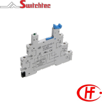 41F Series - 4 & 5 Pin Relay Sockets