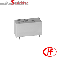 HFE20 Series - 1 Pole Changeover/Normally Open/Normally Closed Relay 400mW, 600mW 20 Amp