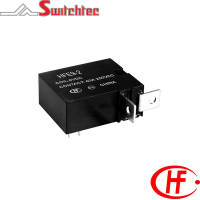 HFE9 Series - 1 & 2 Pole Normally Open/Normally Closed Relay 1.0W, 2.0W 60 Amp