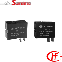 HFE19 Series - 1 Pole Normally Open/Normally Closed Relay 60-90 Amp