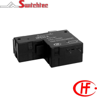 HFE22 Series - 1 Pole Normally Open/Normally Closed Relay 2.4W, 4.8W 100 Amp