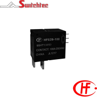 HFE29 Series - 1 Pole Normally Open/Normally Closed 100-120 Amp