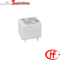 HF3FL Series - 1 Pole Normally Open/Changeover Relay 10-15 Amp