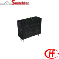 HFE10L Series - 1 Pole Normally Open/Normally Closed Relay 60 Amp