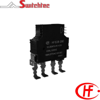 HFE28 Series - 2 Pole Normally Open/Normally Closed Relay 5.0W, 10.0W 100 Amp