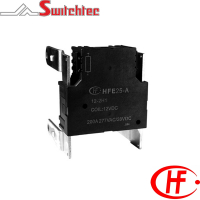 HFE25 Series - 2 Pole Normally Open/Normally Closed Relay 12.0W, 24.0W 200 Amp