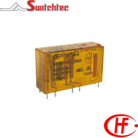 HFA4 Series - 2-3 Pole Normally Open + Normally Closed Relay