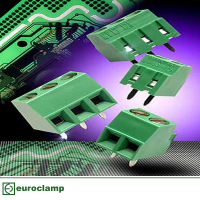 Euroclamp PCB Terminal Blocks