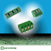 6.35mm Pitch Single Deck PCB Terminal Blocks